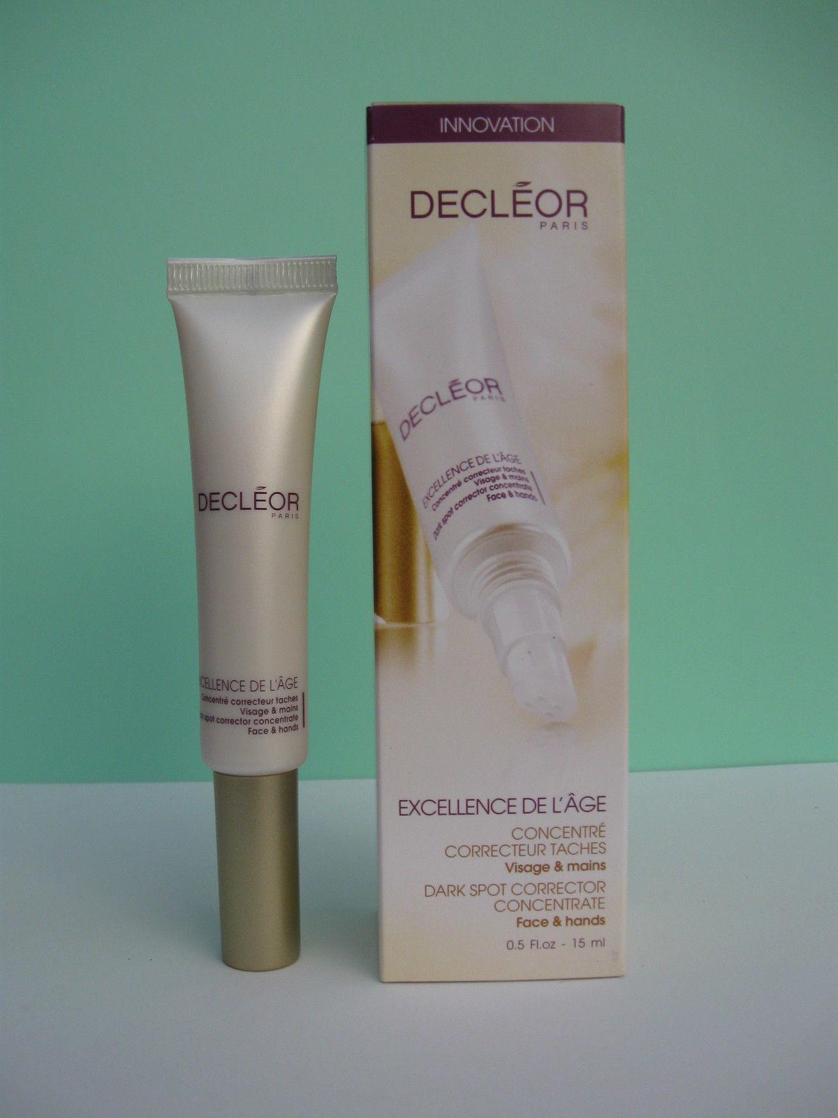 Decleor Excellence De L'Age Dark Spot Corrector Concentrate 0.5 oz / 15 ml - New - $63.53
