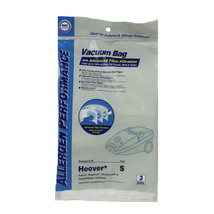 DVC Hoover Style S Vacuum Cleaner Bags Made in USA [ 12 Bags ] - $19.96