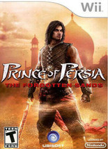 Prince of Persia: The Forgotten Sands (Nintendo Wii, 2010) - $6.41