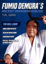 Fumio Demura Ancient Okinawan Kobudo #5 Kama Sickle DVD karate martial arts - $23.50