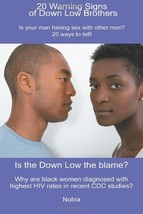 20 Warning Signs of Down Low Brothers [Paperback] Nubia, . image 2