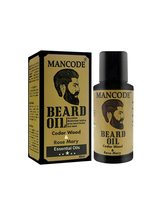 Mancode Cedarwood and Rosemary Beard Oil, 60 ml Beard and Moustache Growth - $19.99