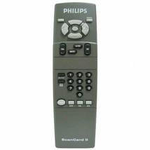 Philips 313501702651 Factory Original ScanCard II TV Remote SC2927, SC3927 - $15.69