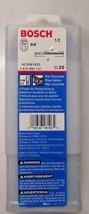 "Bosch HC2081B25 1/2"" x 4"" x 6"" S4 SDS Plus Rotary Hammer Drill Bits 25 Pack - $79.20"
