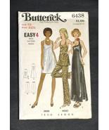Vintage '70's Butterick Pattern Dress Tunic Uncut Size 10 Bust 32-1/2 - $9.99