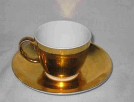 "Neat Vintage 5 1/4"" X 3"" ROYAL WORCESTER England Cup And Saucer - $31.74"