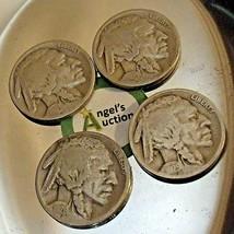 Buffalo Nickel 1920, 1925, 1928  and 1929 AA20BN-CN6098 image 2