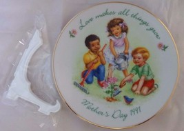 Avon Love makes all things Grow 1991 Mother's Day - Collectible Miniatur... - $7.69
