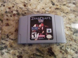 Starcraft 64 (Nintendo 64 , 2000) - $25.13