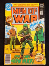 Men Of War No. 9 Comic Book Dc Comics Volume 2 Sept /Oct 1978 Rare! - $3.95