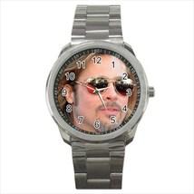 Sport Metal Unisex Watch Highest Quality Brad Pitt - $23.99