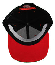 Rocksmith Black Red Love Me Some black Chicks Snapback Baseball Hat Cap NWT image 7