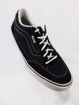 VANS Bearcat Men's Skateboard Style Shoes Size 10.5 Black White Lace Up ... - $33.00