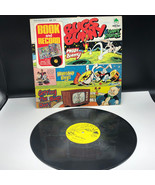 BUGS BUNNY RECORD LP vintage 1964 peter pan funny stories maestro moon p... - $27.72