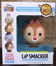 Dale Lip Smacker Tsum Tsum Stackable Lip Balm Kooky Oatmeal Cookie Rescu... - $9.50