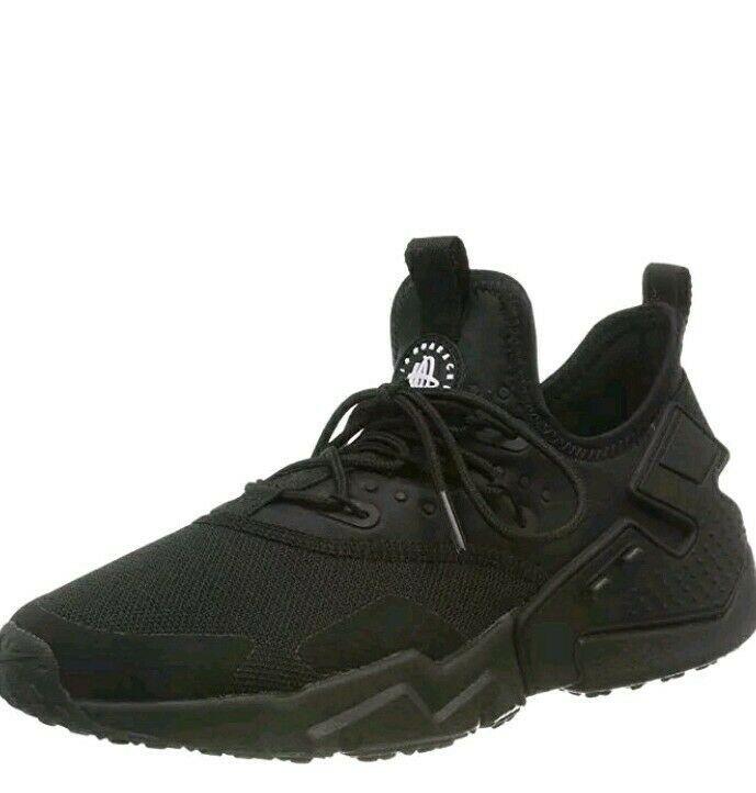 9b4915e81278 Nike Air Huarache Drift AH7334 003 tripple black out sale mens size 11.5 new
