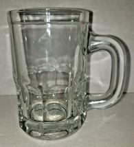 Vintage rare 1970's 10 cent old timer schooner barware glass 8 oz. (43) - $10.99