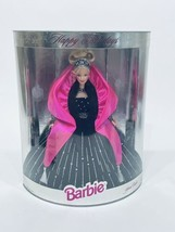 Happy Holidays 1998 Barbie Doll Action Figure New In Box - $19.79