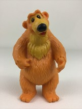 Bear In The Big Blue House Collectible Figure Vintage 1997 PVC Topper Mattel - $22.23
