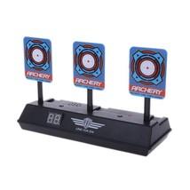 Auto-Reset Electronic Scoring Target For Nerf N-Strike Elite/Mega/Rival Se - $27.10