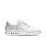Nike Air Max 90 Leather (Triple White/ White) Men US 8-13 - $219.99