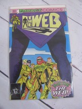 THE WEB   # 2  -  COMIC  - 1991  - Bagged and Boarded - C628 - $1.49