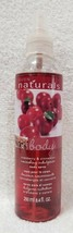 Avon Naturals CRANBERRY & CINNAMON Nourishing Body Spray 8.4 oz/250mL Us... - $15.84