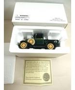 National Motor Museum Mint 1931 Ford Model A pickup Green SS-T5330 NIB COA - $24.75