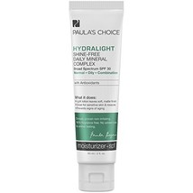 Paula's Choice-HYDRALIGHT Shine-Free Mineral Complex SPF 30 Mineral Sunscreen +