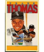 Frank Thomas 1992 ALAN KAYE'S SPORTS CARDS JUMBO CARD # 11 - $3.47