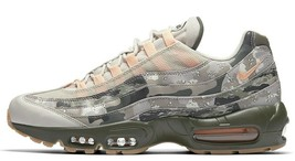 """Nike Air Max 95 Essential """"Camo"""" Size 10.5 Brand New With Box (AQ6303-001) - $114.55"""