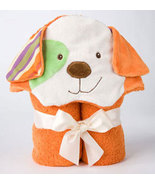 Orange Dog Hooded Towel - $30.00
