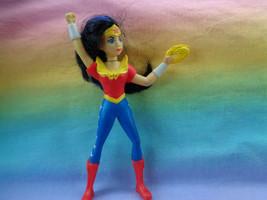 McDonald's 2016 DC Comics Wonder Woman PVC Action Figure - as is - $1.83
