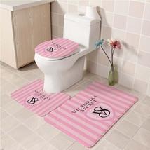 Hot Victoria's_Secret131 Toilet Set Anti Slip Good For Decoration Your Bathroom  - $20.09
