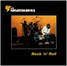 The Nighthawks Rock 'n' Roll Vinyl Record Album - $19.99