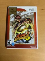 Mario Strikers Charged (Nintendo Wii, 2007) - $8.41