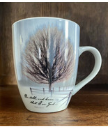 Be Still and Know That I Am God Coffee Tea Mug Psalm 45:10 Religious Sol... - $12.65