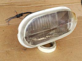 81-91 JAGUAR XJS Euro Glass Headlight Lamp Driver Left LH image 4