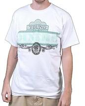 Raza Uomo Bianco O Giallo Giovane Dinero Fu $ K The System USA President T-Shirt