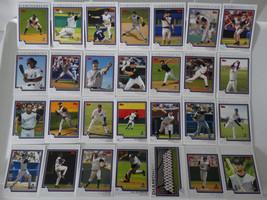 2004 Topps Series 1 & 2 Arizona Diamondbacks Team Set of 28 Baseball Cards - $3.00