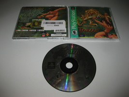 Disney's Tarzan (Sony PlayStation 1 1999) PS1 PS2 COMPLETE in Case Game Works - $11.87