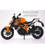 KTM 1290 Super Duke R 1/12 Scale Diecast Metal Model Motorcycle by Maisto - $24.74