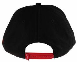 Asphalt Yacht Club Black Red Icon A Snapback Baseball Hat Skate Stevie Williams image 4