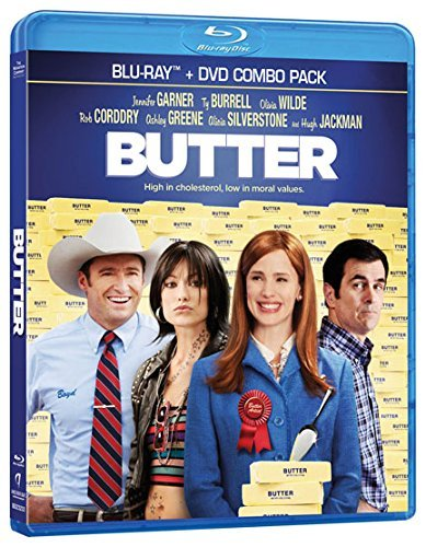 Butter (Blu-ray + DVD) (2012)