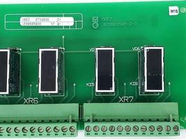 MERLIN GERIN OBEZ 6739835XD-2-D PLC PC BOARD 6739835XD-1-D image 3
