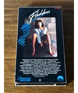 FLASHDANCE VHS  ~ STARRING JENNIFER BEALS - $29.69