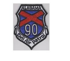 US Civil Air Patrol CAP Alabama Birmingham Composite Squadron 90 USAF AUX 4 x 3  - $9.99