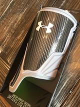 Under Armour Gameday Adult Right Hand Batter Leg Guard - Carbon Fiber an... - $34.42
