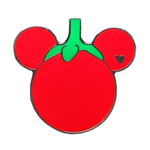 Mickey Fun Foods Disney Lapel Pin: Tomato - $12.90