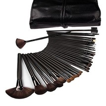 32pcs Makeup Brush Set Complete Makeup Accessories Brushes Kit in Travel... - $425,48 MXN